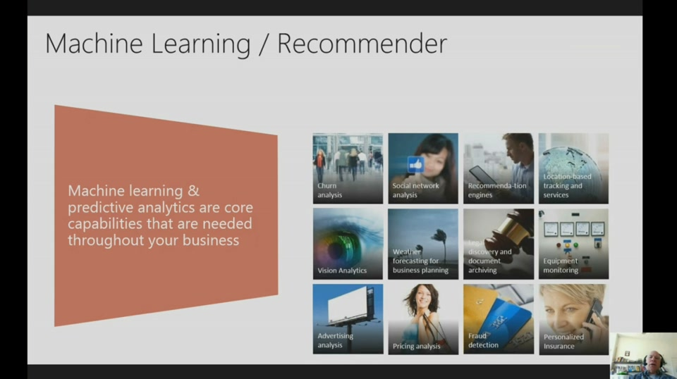 (Part 2) How to use a Machine Learning Recommender in AzureML