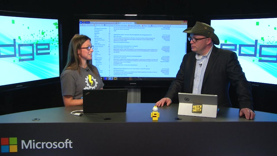 Edge Show 122: Azure Automation Runbook Gallery with Beth Cooper
