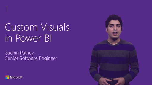 Developing custom visuals for Microsoft Power BI
