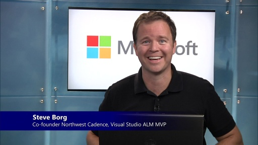 Welcome to Visual Studio Online Part II: Account Overview & Administration