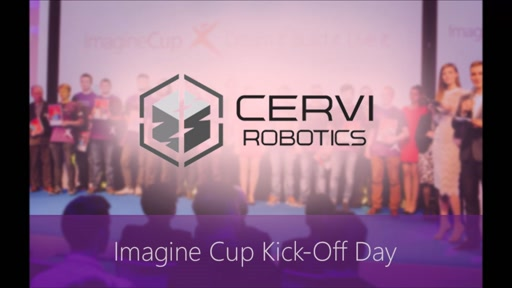 Imagine Cup Poland Success Stories - Cervo Robotics