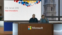 2016-03-21 Mid-Day Cafe: Ramp Up Your Data With SQL Server 2016!