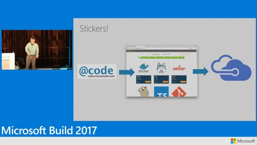 Visual Studio Code: Conquer the cloud with an editor and a CLI