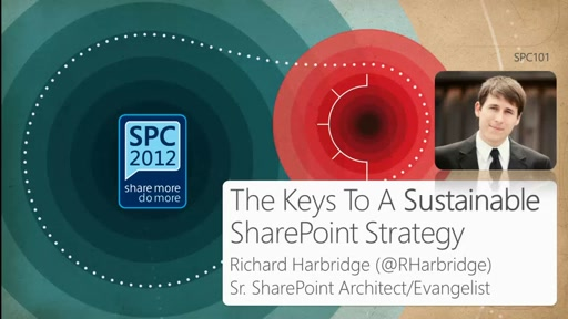 The keys to a sustainable SharePoint strategy