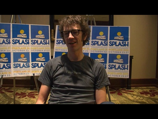 SPLASH 2011: Kresten Thorup - Erlang, Erjang, and Building Reliable Systems
