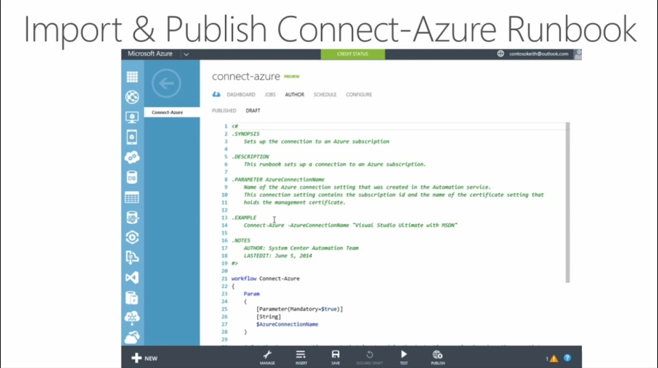 Module 1) Getting Started with Azure Automation | Automating