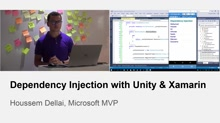 Dependency Injection with Xamarin Forms