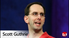 Scott Guthrie on Cloud-Powered Revolutions