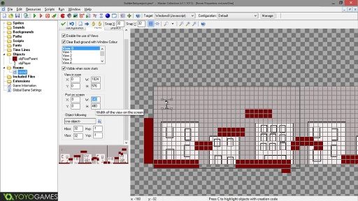 Game On Virtual Event: (Part 2) Building your First Basic GameMaker Game