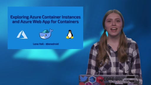 Part 1 of 4: Create a Web Application and push it into Docker Hub