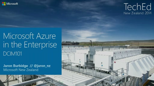 Microsoft Azure in the Enterprise