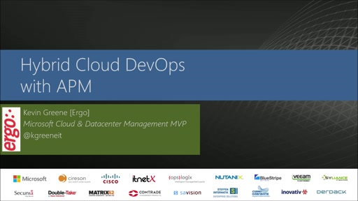 Hybrid Cloud DevOps with APM