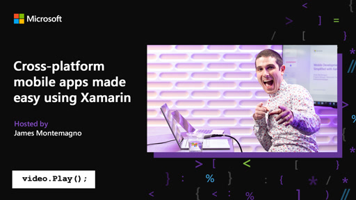 Cross-platform mobile apps made easy using Xamarin