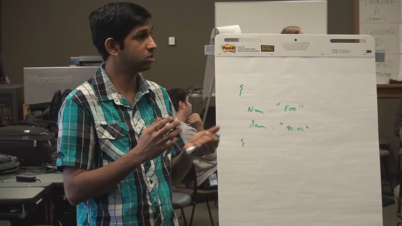 OData Meetup 2012: Data Types in JSON