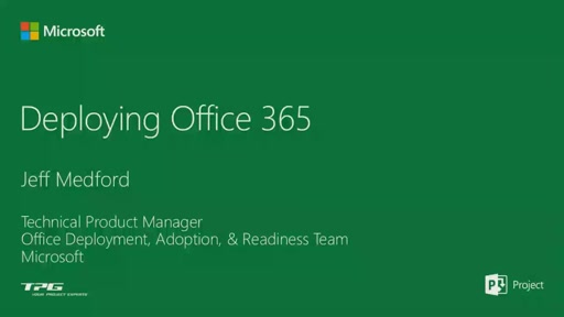 Deploying Office 365