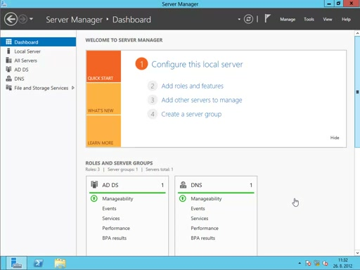 Seriál Windows Server 2012 - Active Directory Recycle Bin