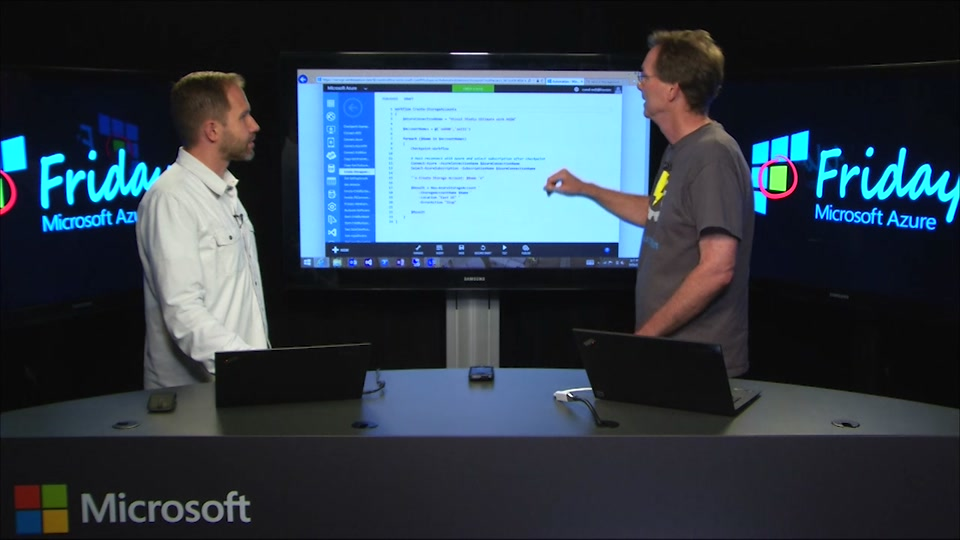 Azure Automation 102 with PowerShell and Chris Sanders