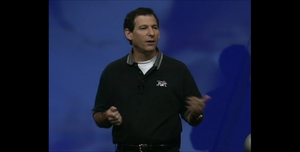 PDC 2001 Keynote with Yuval Neeman