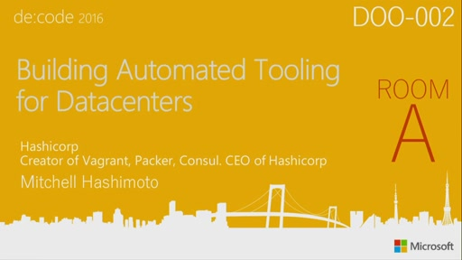 Building Automated Tooling for Datacenters