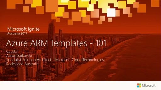 101 of Azure ARM Templates