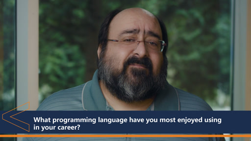 What programming language have you most enjoyed using in your career | One Dev Question