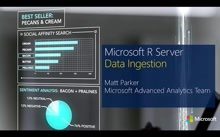 Introduction to Microsoft R Server Session 2 : Data Ingestion