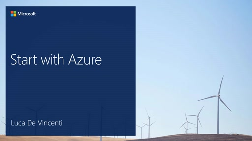 Start with Azure