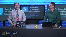 Keynote: PowerShell Then and Now