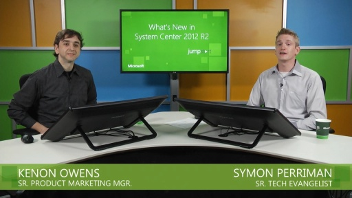 What's New in System Center 2012 R2: (01) Introduction to the Cloud OS