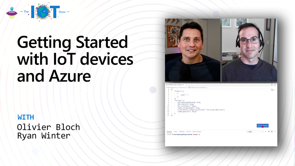 Getting Started with IoT devices and Azure
