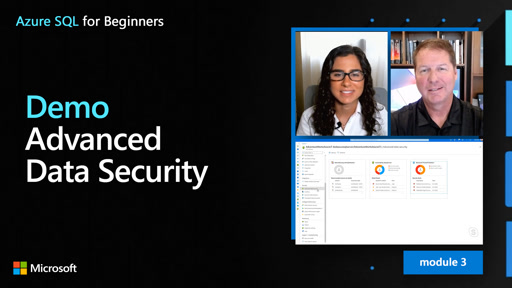 Demo: Advanced Data Security (31 of 61)