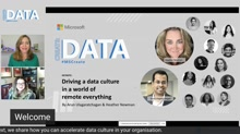 Keynote: Driving a Data culture in a world of Remote Everything