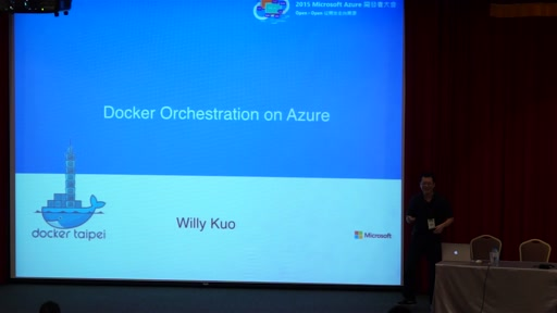 Docker Orchestration on Microsoft Azure