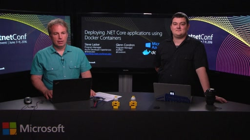Deploying ASP.NET Core applications using Docker Containers