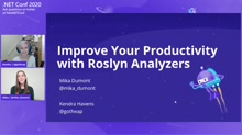 Improve Your Productivity with Roslyn Analyzers