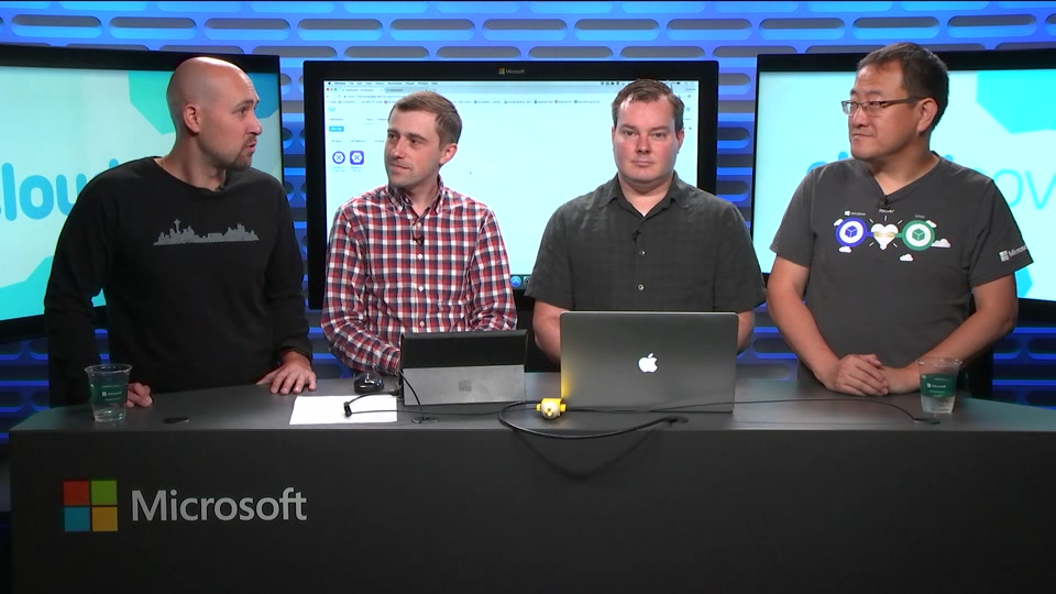 Episode 214: Hockey App and Azure App Insights with Evgeny Ternovsky and Josh Weber