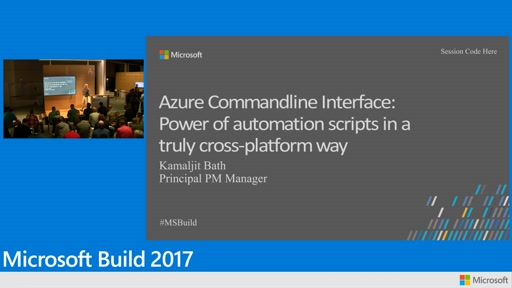 Azure Commandline Interface: Power of automation scripts in a truly cross-platform way
