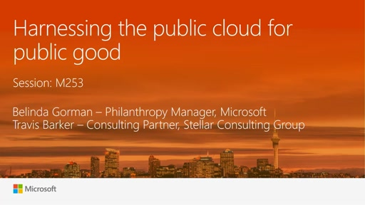 Harnessing the public cloud for public good with free & discounted offers from Microsoft