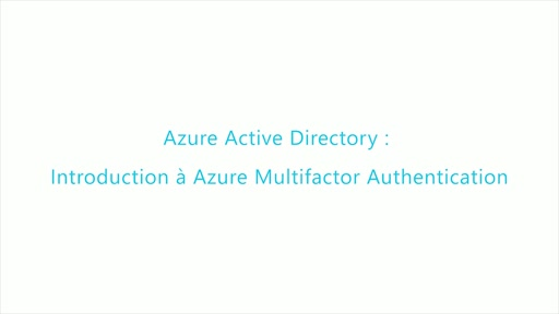 MFA1-Introduction a Azure Multifactor Authentication
