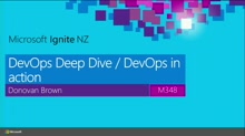 DevOps Deep Dive / DevOps in action
