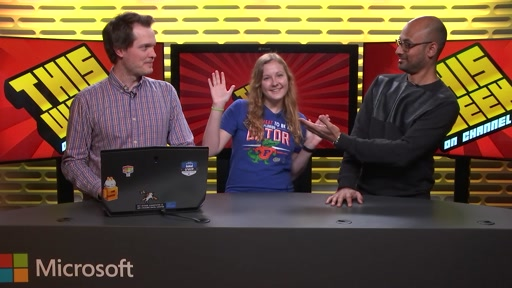TWC9: Build, Windows Template Studio, Python in VS 2017 and more...