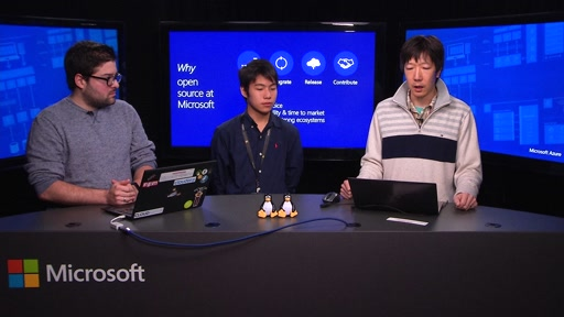 Talking about the role of open source at Microsoft with Soto Yamauchi