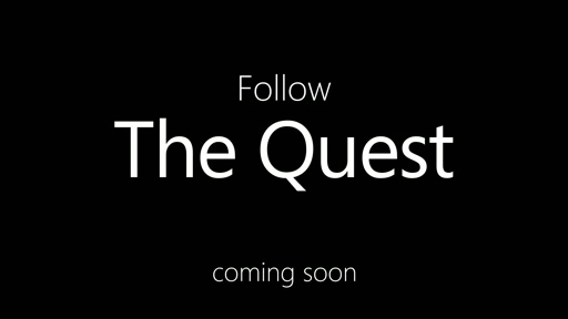 The Quest - Trailer