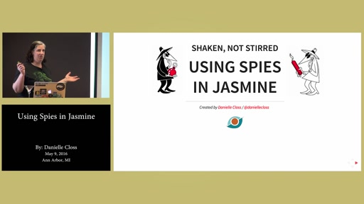 Jasmine Spies by Danielle Closs