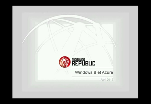 [Hébergement Cloud] Comment Mobile Republic héberge son application Windows 8 sur Azure