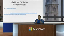 2016-03-08 This Month In Skype: Skype for Business Web Scheduler