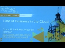 Line of Business in the Cloud