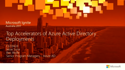 Top Accelerators of Azure Active Directory Deployment