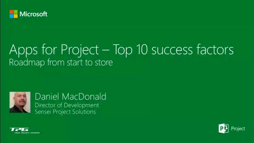 Apps for Project - Top 10 success factors