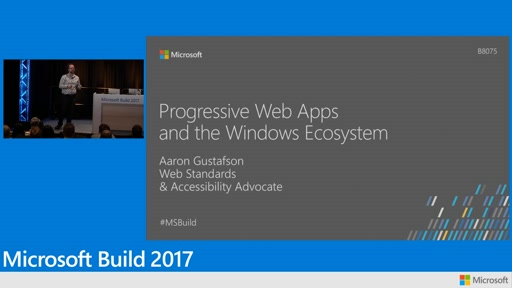Progressive web apps and the Windows ecosystem